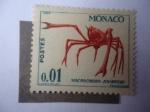 Stamps Monaco -  Cangrejo Araña Japonés