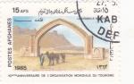 Stamps : Asia : Afghanistan :  JORNADA MUNDIAL DEL TURISMO