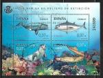 Sellos del Mundo : Europa : España : Fauna marina en peligro de extinción