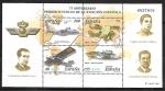 Sellos de Europa - España -  75 aniversário primeros Vuelos de la Aviación Española