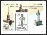 Sellos de Europa - España -  Exfilna'95