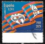 Sellos del Mundo : Europa : España : Centenario del Levante U. D.
