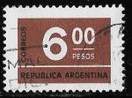 Sellos de America - Argentina -  Argentina-cambio