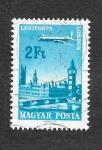 Sellos de Europa - Hungría -  C268 - Aerolíneas Hungaras