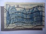 Sellos de Europa - Francia -  Palacio de Luxemburgo -Paris -  Palais de luxembourg - Sede del Senado Francés