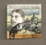 Sellos de Africa - Sudáfrica -  Thomas Crean