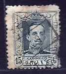Stamps Spain -  cambio