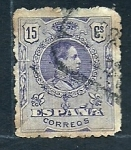 Stamps : Europe : Spain :  cambio