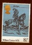 Stamps : Europe : United_Kingdom :  cambio