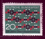 Stamps : Europe : Germany :  cambio