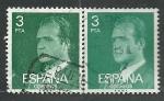 Stamps : Europe : Spain :  J.Carlos    I