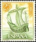 Sellos de Europa - España -   1600 MARINA ESPAÑOLA