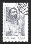 Stamps of the world : Hungary :  Pioneros médicos