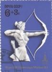 Stamps Russia -  OLIMPIADA DE MOSCÚ