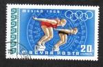 Sellos de Europa - Hungría -  Juegos Olímpicos de Verano 1968, Ciudad de México (1)