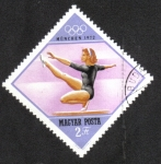 Stamps Hungary -  Juegos Olímpicos de Verano 1972, Munich