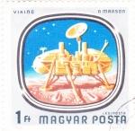 Stamps Hungary -  AERONAUTICA- VIKING