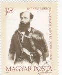 Stamps Hungary -  BARABÁS MIKLOS