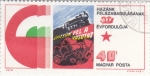 Stamps Hungary -  TRANSPORTE