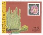 Stamps : America : Nicaragua :  FLOR DE CAPTUS