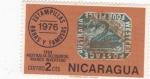 Stamps : America : Nicaragua :  ESTAMPILLAS RARAS Y FAMOSAS