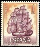 Sellos de Europa - España -  1605