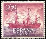 Sellos de Europa - España -  1608 MARINA ESPAÑOLA