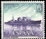 Stamps Spain -  1611