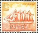Sellos de Europa - España -  1612