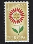 Sellos de Europa - España -   1613 ANIVERSARIO DE CEPT