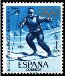 Sellos de Europa - España -  1619 JUEGOS OLIMPICOS