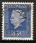 Stamps : Europe : Netherlands :  Reina Juliana