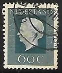 Sellos de Europa - Holanda -  Reina Juliana