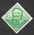 Sellos de Europa - Hungría -  Centenario de la formación profesional en horticultura