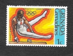 Stamps Grenada -  JJOO de Montreal