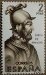 Sellos de Europa - España -   1626