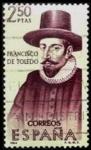 Sellos de Europa - España -   1627