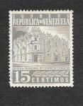 Stamps Venezuela -  705 - Oficina Principal de Correos de Caracas