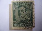 Sellos de Europa - Yugoslavia -  King Alexander