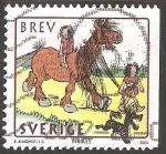 Stamps : Europe : Sweden :  2251 - Año lunar chino del Caballo