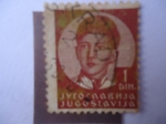 Sellos de Europa - Yugoslavia -  King Pedro II (1923-1970) Yugoslavia - Petar Karadordevic 1923-1970