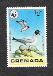 Stamps : America : Grenada :  849 - Áve