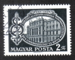Stamps Hungary -  Universidades, 300th anniv. de la Universidad Loránd Eötvös