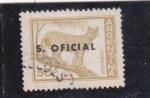 Stamps : America : Argentina :  PUMA