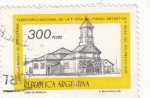 Stamps : America : Argentina :  CAPILLA MUSEO