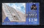 Sellos del Mundo : America : México : 150 años del Hospital Juárez