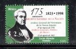 Sellos del Mundo : America : México : 175 Aniversario del Archivo General de la Nación