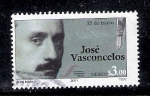 Sellos de America - México -  José Vasconcelos