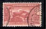 Sellos del Mundo : America : México : Azteca y águila