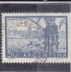 Stamps Argentina -  PUERTO DE BUENOS AIRES